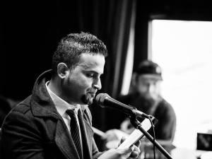 Ahmed Zaidan. Photo by Mikael Soininen