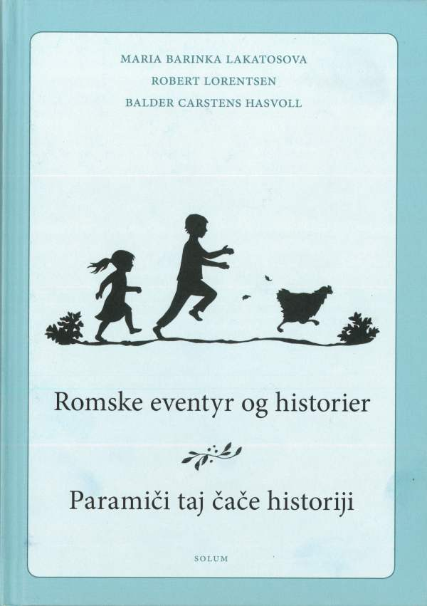 Romani literature book published in Norway